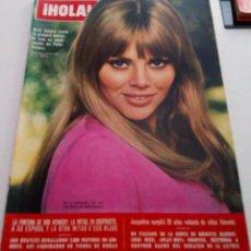 Coleccionismo de Revista Hola: BRITT EKLAND.BOB KENNEDY.THE BEATLES.BRIGITTE BARDOT.JACQUELINE.DR.BARNARD.HOLA Nº 1968.1968.. Lote 137446502
