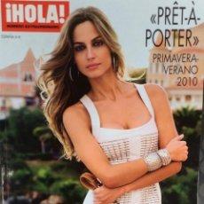 Coleccionismo de Revista Hola: HOLA .- NÚMERO EXTRAORDINARIO.- PRET A PORTER.-PRIMAVERA VERANO 2010. Lote 137806506