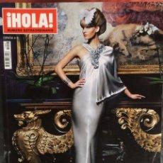 Coleccionismo de Revista Hola: HOLA .- NÚMERO EXTRAORDINARIO.- ALTA COSTURA.-ESPECIAL NOVIAS.-PRIMAVERA VERANO 2010. Lote 137808186