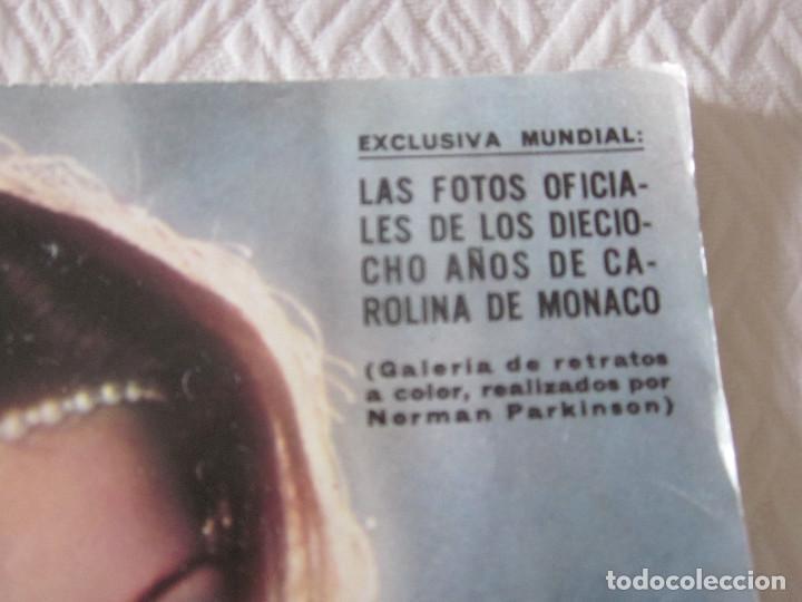 Coleccionismo de Revista Hola: REVISTA HOLA Nº1.587 AÑO 1975 - Foto 3 - 139379798