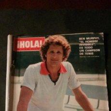 Coleccionismo de Revista Hola: ROMY SCHNEIDER-BARBARA BACH-CAROLINA DE MONACO-ROCIO DURCAL-MIGUEL BOSE-URSULA ANDRESS-DALI . Lote 139733290