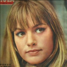 Coleccionismo de Revista Hola: HOLA ( CATHERINE SPAAK, MY FAIR LADY ( AUDREY HEPBURN ). Lote 140803290
