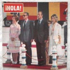 Coleccionismo de Revista Hola: HOLA - 1978 - CLAUDIA CARDINALE, BARBARA BOUCHET, ROCÍO JURADO, VIRNA LISI, CONCHA VELASCO. Lote 95352023