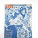 Coleccionismo de Revista Hola: REVISTA ¡HOLA! Nº 916. 17 AL 23 DE MARZO DE 1962. JACQUELINE KENNEDY. TDKR12. Lote 145108030