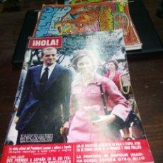 Coleccionismo de Revista Hola: REVISTA HOLA N° 1489 DEL AÑO 1973.. Lote 145519385
