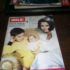 Coleccionismo de Revista Hola: REVISTA HOLA, N° 1496 DEL AÑO 1973. Lote 145520054