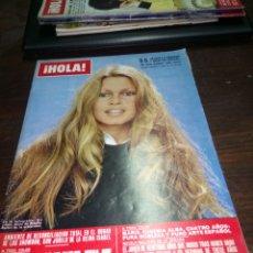 Coleccionismo de Revista Hola: REVISTA HOLA N° 1491 DEL AÑO 1973. Lote 145520713