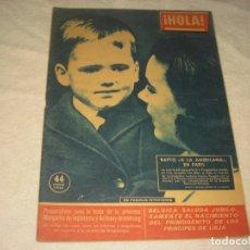 Coleccionismo de Revista Hola: ¡HOLA ! Nª 817 . RAPTO A LA AMERICANA EN PARIS.. Lote 146062302