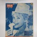 Coleccionismo de Revista Hola: REVISTA ¡HOLA! Nº 933. 14 AL 20 DE JULIO DE 1962. VIVI BACH. BODA CONDESA FABRIZIA CITTERIO. TDKR26. Lote 148073426