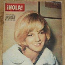 Coleccionismo de Revista Hola: HOLA #1021 1964 SYLVIE VARTAN JACKIE KENNEDY ROYALTY GREECE AUDREY HEPBURN REVISTA. Lote 148136418