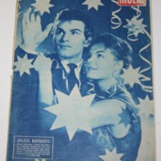 Coleccionismo de Revista Hola: HOLA #695 1957 ROMY SCHNEIDER HORST BUCHHOLZ DALI JAYNE MASFIELD VIVIEN LEIGH MAGAZINE REVISTA. Lote 148140518