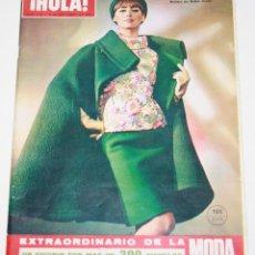 Coleccionismo de Revista Hola: HOLA #1150 1966 MODA PRET-A-PORTER SIRIKIT THAILAND ROMY SCHNEIDER MAGAZINE REVISTA . Lote 148141434