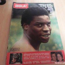 Coleccionismo de Revista Hola: REVISTA HOLA - Nº1997 - 03/02/1979 - RAICES - JULIO IGLESIAS E ISABEL PREYSLER . Lote 149619650