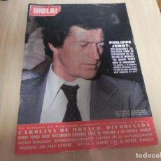 Coleccionismo de Revista Hola: REVISTA HOLA - Nº1887 - 25/10/1980 - EMILIO VILLOTA - ANGELES DE CHARLIE - CAROLINA DE MONACO . Lote 149619766
