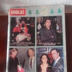 Coleccionismo de Revista Hola: HOLA. . Lote 149960382