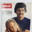 Coleccionismo de Revista Hola: REVISTA HOLA - 7 JULIO 1973 - MARK SPITZ - TDKR39. Lote 149997506