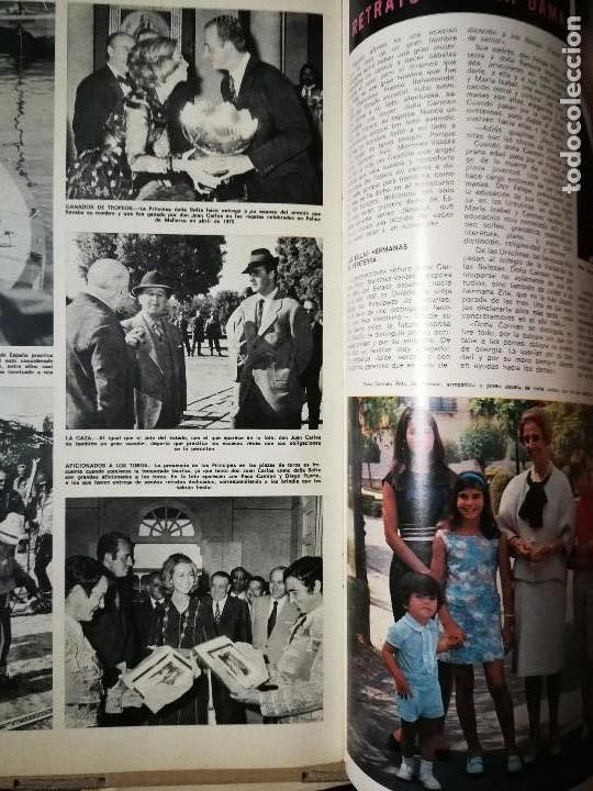 Coleccionismo de Revista Hola: Revista HOLA ESPECIAL FRANCO HA MUERTO - Foto 3 - 150892430