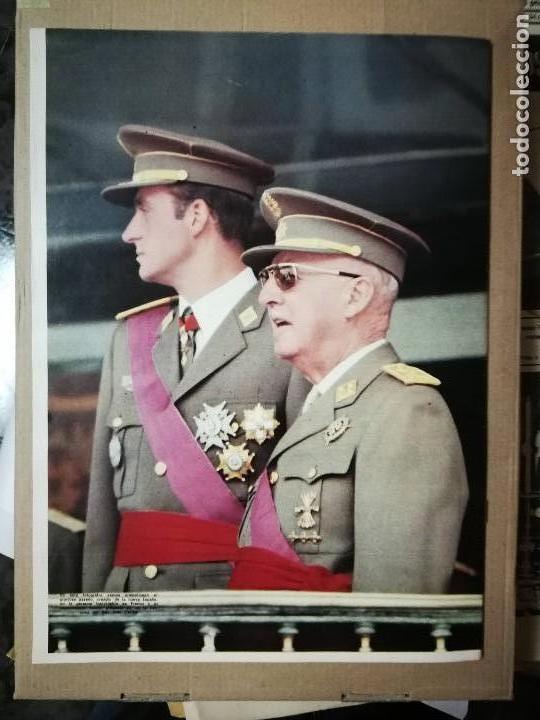Coleccionismo de Revista Hola: Revista HOLA ESPECIAL FRANCO HA MUERTO - Foto 4 - 150892430