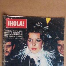 Coleccionismo de Revista Hola: HOLA. CAROL. MONACO, F. SINATRA, M. MONROE JACKIE ONASSIS TEDDY KENNEDY DIANA ROSS, AUDREY HEPBURN . Lote 153979614