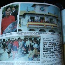 Coleccionismo de Revista Hola: RECORTE REVISTA CLIPPING * AÑO 1983 * ISABEL PREYSLER Y CARLOS FALCO * R1. Lote 155191366