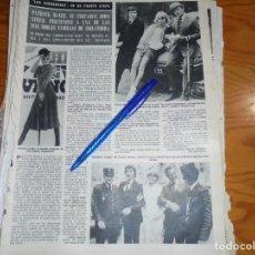 Coleccionismo de Revista Hola: RECORTE PRENSA : PATRICK MCNEE, DE LA SERIE LOS VENGADORES. HOLA, JUNIO 1981 (). Lote 156639426