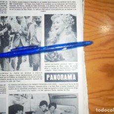 Coleccionismo de Revista Hola: RECORTE PRENSA : MISS ESTADOS UNIDOS 1981. HOLA, JUNIO 1981 (). Lote 156640114