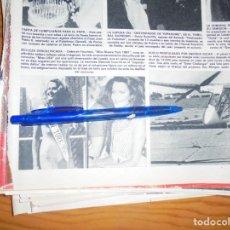 Coleccionismo de Revista Hola: RECORTE PRENSA : MISS NUEVA YORK 1981, DESCALIFICADA. HOLA, JUNIO 1981 (). Lote 156640178