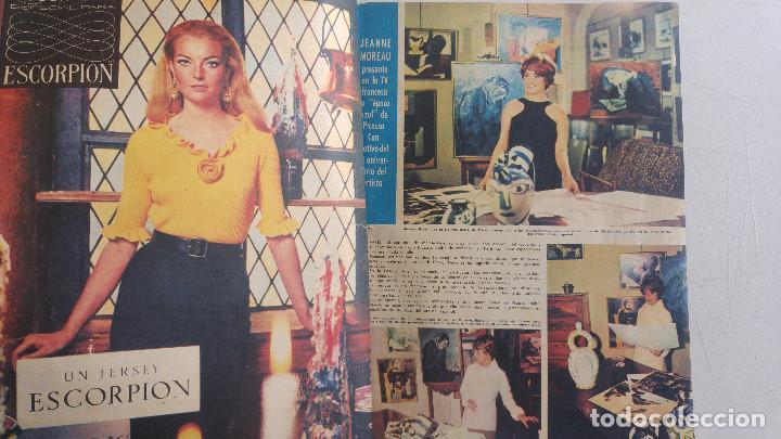 Coleccionismo de Revista Hola: HOLA. MARISA MELL, NOCHE DE LOS OSCARS ACTORES, MISS MUNDO, TRUMAN CAPOTE FIESTA, MARLON BRANDO - Foto 2 - 159231166