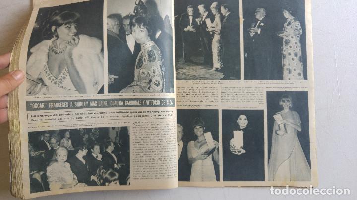 Coleccionismo de Revista Hola: HOLA. MARISA MELL, NOCHE DE LOS OSCARS ACTORES, MISS MUNDO, TRUMAN CAPOTE FIESTA, MARLON BRANDO - Foto 3 - 159231166