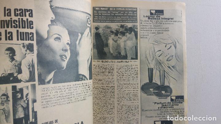 Coleccionismo de Revista Hola: HOLA. MARISA MELL, NOCHE DE LOS OSCARS ACTORES, MISS MUNDO, TRUMAN CAPOTE FIESTA, MARLON BRANDO - Foto 4 - 159231166