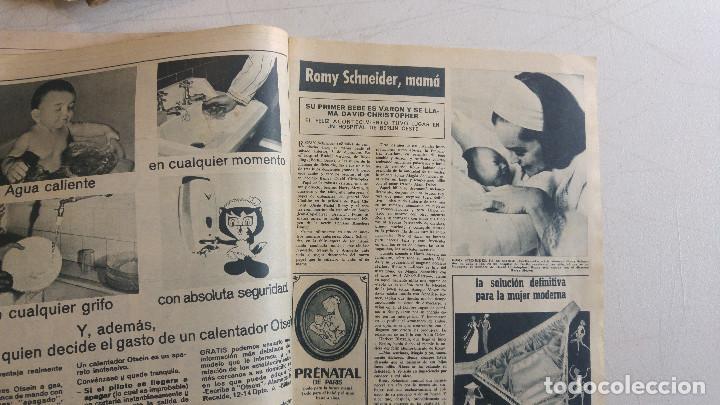 Coleccionismo de Revista Hola: HOLA. MARISA MELL, NOCHE DE LOS OSCARS ACTORES, MISS MUNDO, TRUMAN CAPOTE FIESTA, MARLON BRANDO - Foto 8 - 159231166