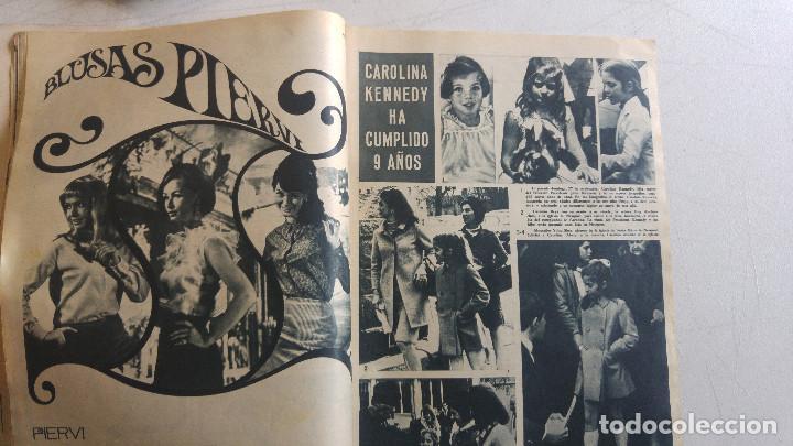 Coleccionismo de Revista Hola: HOLA. MARISA MELL, NOCHE DE LOS OSCARS ACTORES, MISS MUNDO, TRUMAN CAPOTE FIESTA, MARLON BRANDO - Foto 9 - 159231166