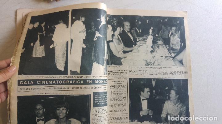 Coleccionismo de Revista Hola: HOLA. MARISA MELL, NOCHE DE LOS OSCARS ACTORES, MISS MUNDO, TRUMAN CAPOTE FIESTA, MARLON BRANDO - Foto 10 - 159231166