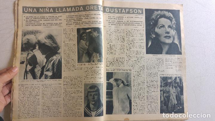 Coleccionismo de Revista Hola: HOLA. MARISA MELL, NOCHE DE LOS OSCARS ACTORES, MISS MUNDO, TRUMAN CAPOTE FIESTA, MARLON BRANDO - Foto 11 - 159231166