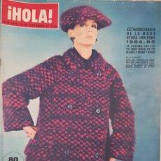 Coleccionismo de Revista Hola: REVISTA HOLA NUM 1046 12 SEPT 1964. Lote 159851402