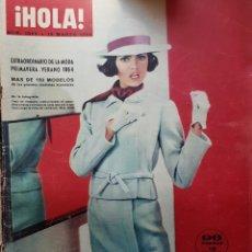 Coleccionismo de Revista Hola: REVISTA HOLA NUM 1020 14 MARZO 1964. Lote 159851714