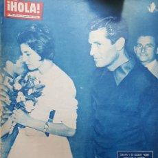 Coleccionismo de Revista Hola: REVISTA HOLA NUM 883 AGOSTO 1961. Lote 159852108