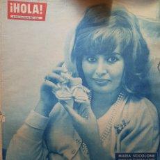 Coleccionismo de Revista Hola: REVISTA HOLA NUM 930 JUNIO 1962. Lote 159852502