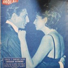 Coleccionismo de Revista Hola: REVISTA HOLA NUM 941 SEPTIEMBRE 1962. Lote 159855216