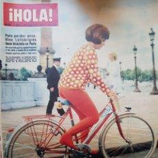 Coleccionismo de Revista Hola: REVISTA HOLA NUM 1043 AGOSTO 1964. Lote 159855554