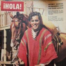 Coleccionismo de Revista Hola: REVISTA HOLA NUM 1045 SEPTIEMBRE 1964. Lote 159855845
