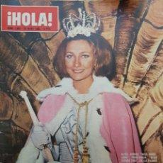 Coleccionismo de Revista Hola: REVISTA HOLA NUM 1083 MAYO 1965. Lote 159855970