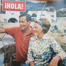 Coleccionismo de Revista Hola: REVISTA HOLA NUM 1093 AGOSTO 1965. Lote 159856185