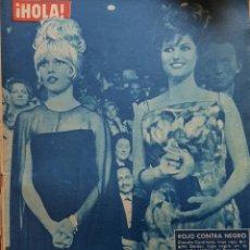Coleccionismo de Revista Hola: REVISTA HOLA NUM 906 ENE 1962. Lote 159857460