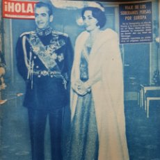 Coleccionismo de Revista Hola: REVISTA HOLA NUM 874 JUNIO 1961. Lote 159857561