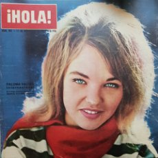 Coleccionismo de Revista Hola: REVISTA HOLA NUM 951 NOV 1962. Lote 159857756