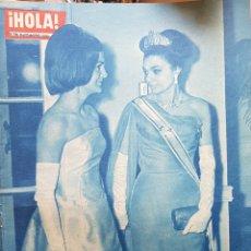 Coleccionismo de Revista Hola: REVISTA HOLA NUM 921 ABRIL 1962. Lote 159857873