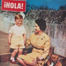 Coleccionismo de Revista Hola: REVISTA HOLA NUM 952 NOV 1962. Lote 159859756