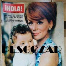 Coleccionismo de Revista Hola: REVISTA HOLA Nº 1158 - 5 NOVIEMBRE 1966 - IRINA DEMICK, SPAAK, DORIS DUKE, BRITT EKLUND, MANSFIELD. Lote 159974106