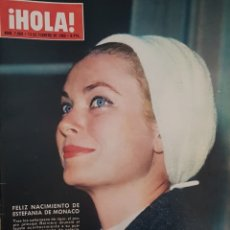 Coleccionismo de Revista Hola: REVISTA HOLA NUM 1068 FEBRERO 1965. Lote 160014989